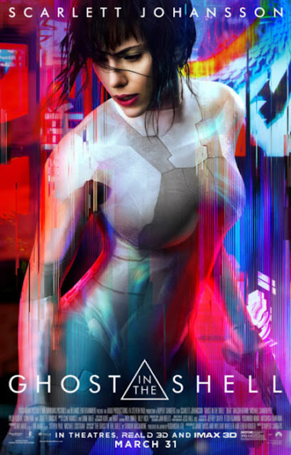 watch Ghost in the Shell 2017 online