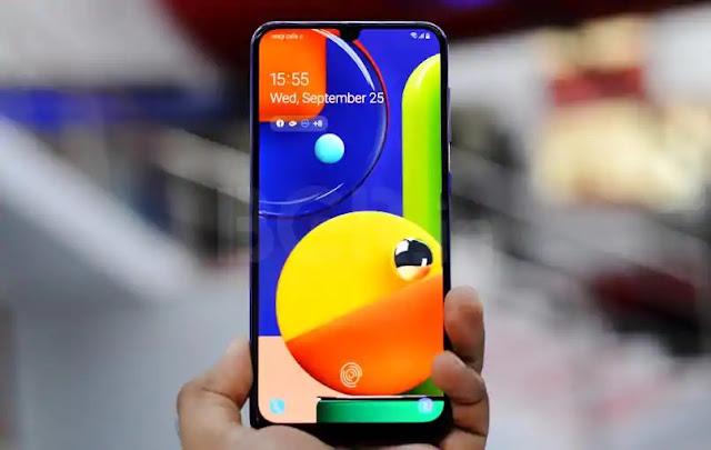 Samsung Galaxy A50s Android 10 tabanlı UI 2.0 kararlı güncelleme şimdi kullanıma sunuldu