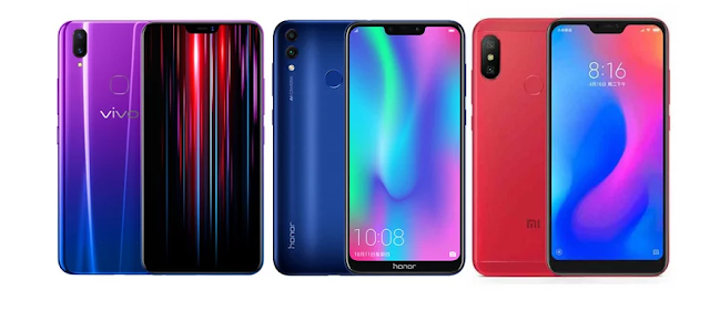 Pabrikan asal Tiongkok ini kembali akan meluncurkan sebuah ponsel dengan sebutan Harga dan Spesifikasi Vivo Z1 Lite