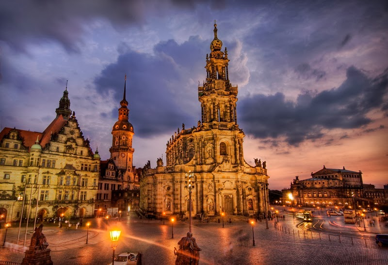 Dresden, Germany - Top 20 Spots to See in Europe