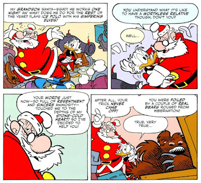 """Duck Comics Revue: """"Another Christmas on Bear Mountain"""""""