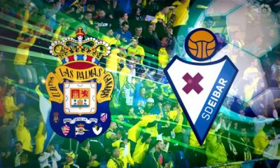 Las Palmas vs Eibar Full Match & Highlights 06 January 2018