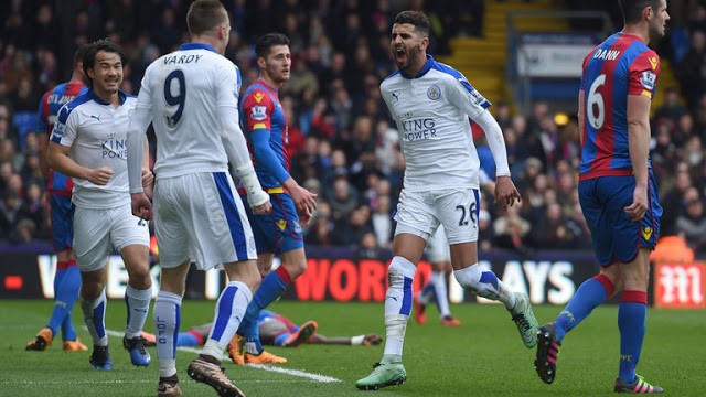 31ème journée de Premier League : Leicester prend huit points d'avance