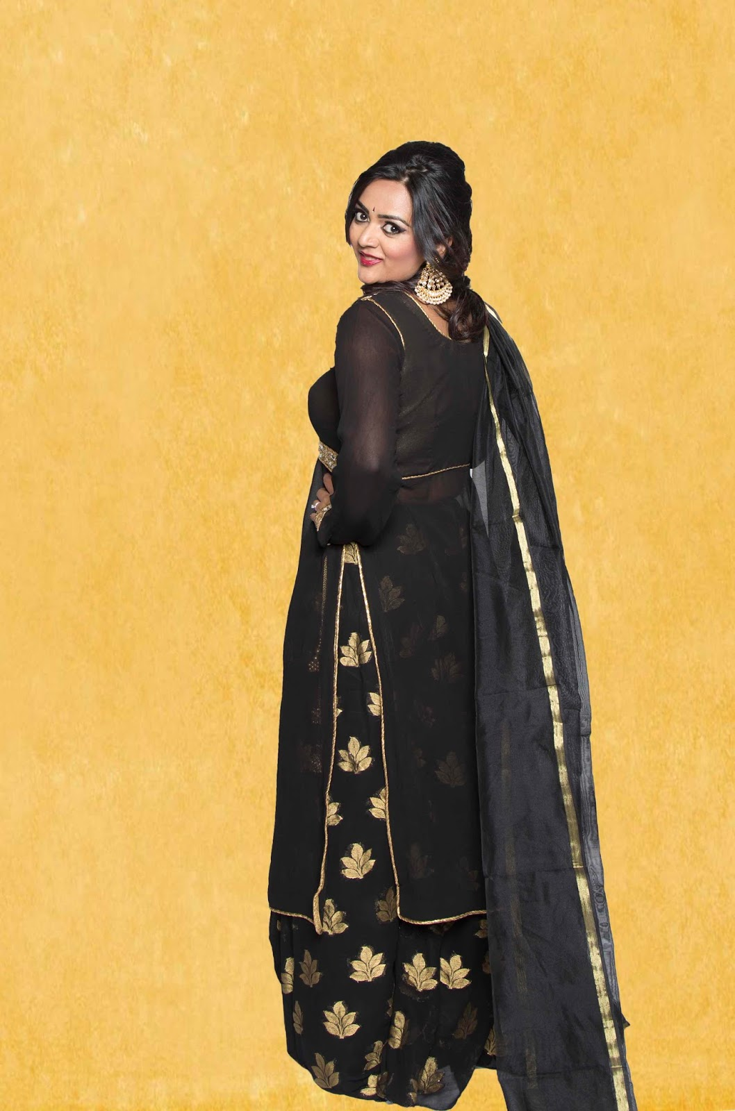 salwar suit by glameve, online indian ethnic clothing, sharara online, indian bridal shopping
