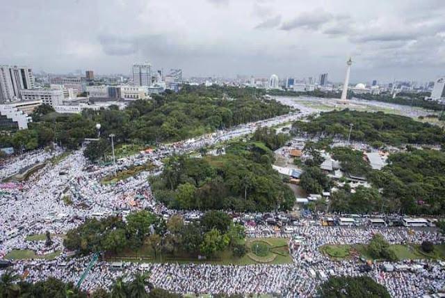 Komnas HAM: Aksi Bela Islam Demonstrasi Paling Bermartabat di Dunia
