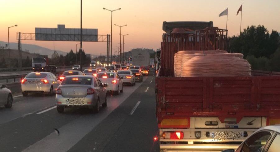 Ne Zaman Bitecek Bu Trafik
