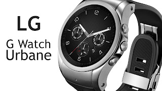 LG G WATCH URBANE,diseño acero inoxidable