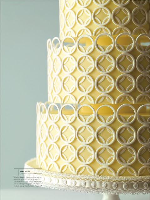 gâteau jaune