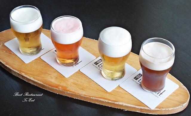 Brotzeit Bier and Bar Sunway Pyramid Oktoberfest 2016 Beer Sampler