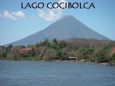 El Gran Lago De Nicaragua Lago Cocibolca