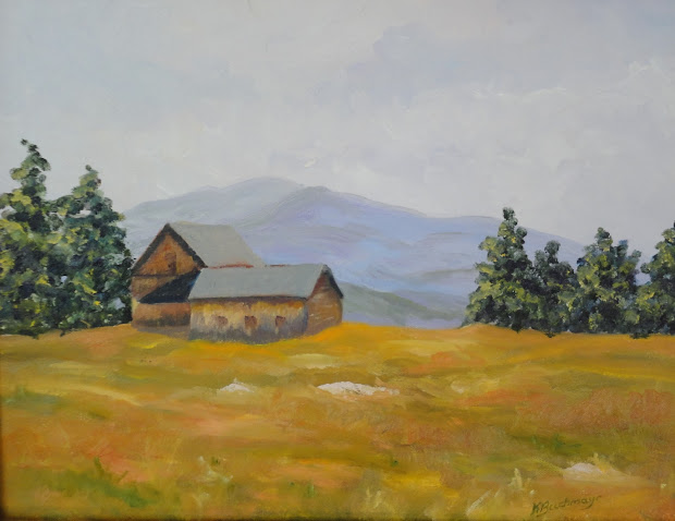 Vermont Artists Paintings