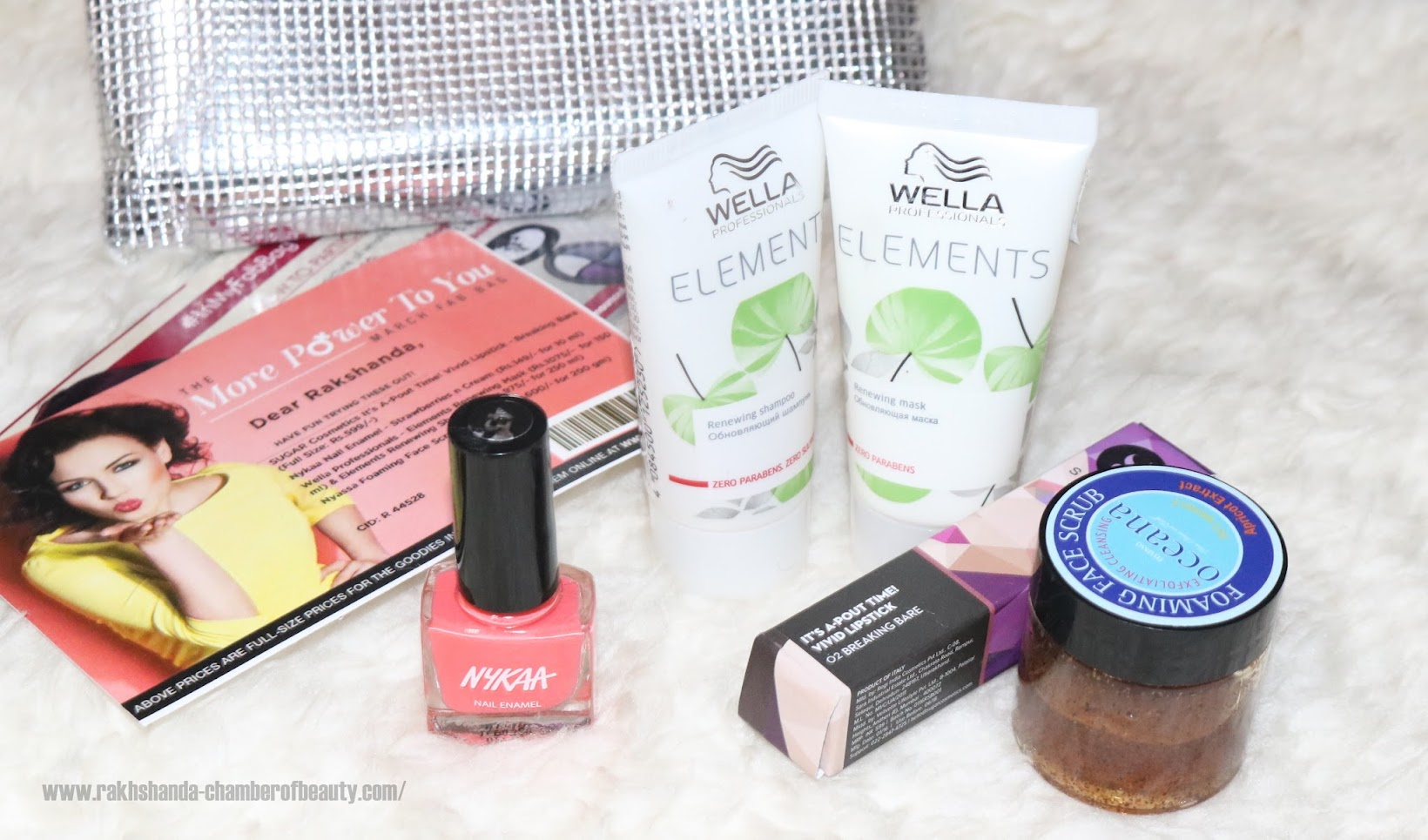 My March 2016 Fab Bag Unboxing, Fab Bag March 2016, Fab Bag review