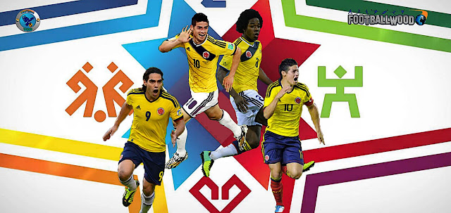 Colombia 2015 Copa America Images