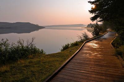 Elkwater Lake, Cypress Hills Provincial Park