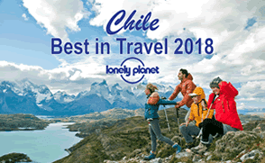 MEJOR DESTINO LONELY PLANET 2018