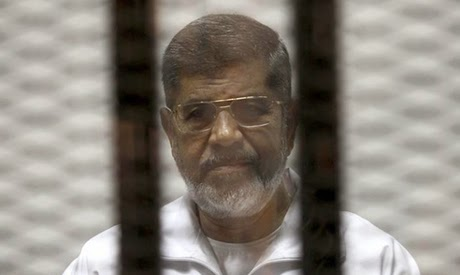 Morsi's Qatar espionage trial adjourned to 25 March 2015