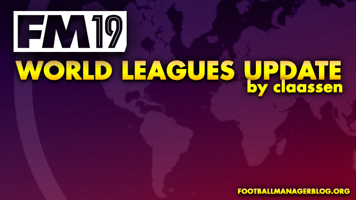 FM19 Leagues World Pack by claassen