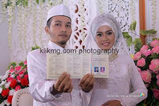 """Album Foto Digital Atas Pernikahan : """" ANI & RISWAN """" 25 September 2015 [2] - Foto oleh Klikmg.com Fotografer Wedding Purwokerto"""