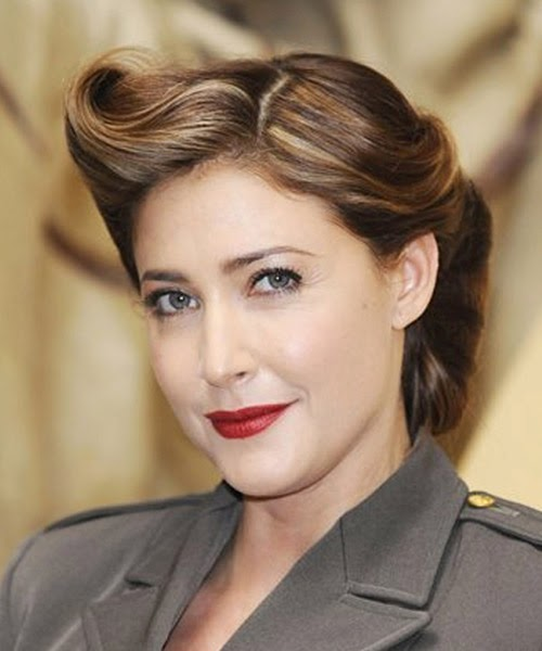 Lisa Hairstyle: Hairstyle Review And Pictures: Celebrity Lisa Snowdon