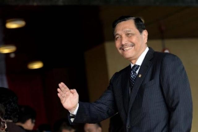 Bawa Rombongan ke China, Luhut Siap 'Jual' Sejumlah Potensi Indonesia