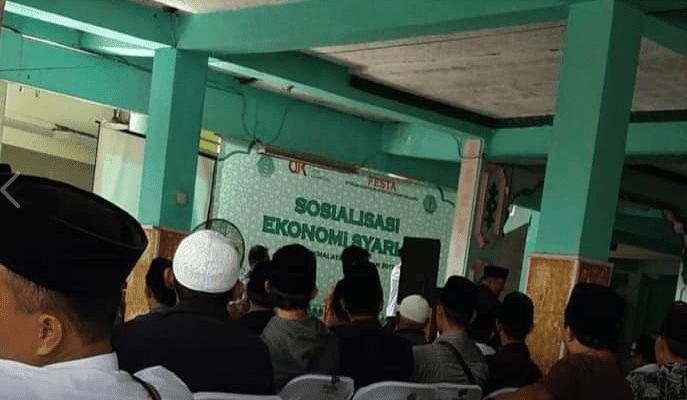 Deklarasi Jokowi-Ma'ruf Selesai, Pesantren Ini Kembali Pasang Spanduk Dukung Prabowo