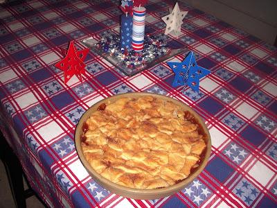 Margaret's Morsels | Cookie Apple Cobbler