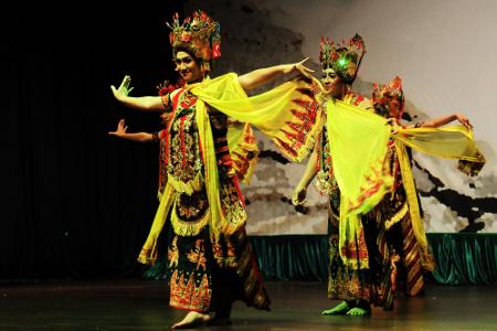 Tari Gandrung Marsan, Tarian Tradisional Dari Banyuwangi Jawa Timur