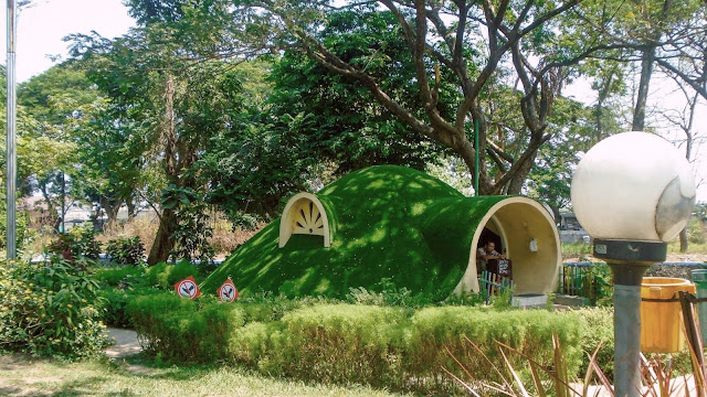 Wisata Kota Jombang Taman Kebon Ratu