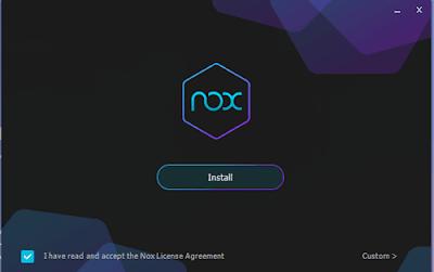 instal emulator