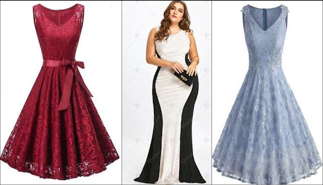 Moda Plus Size Rosegal