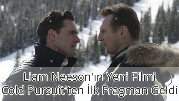 Cold Pursuit Fragman İzle