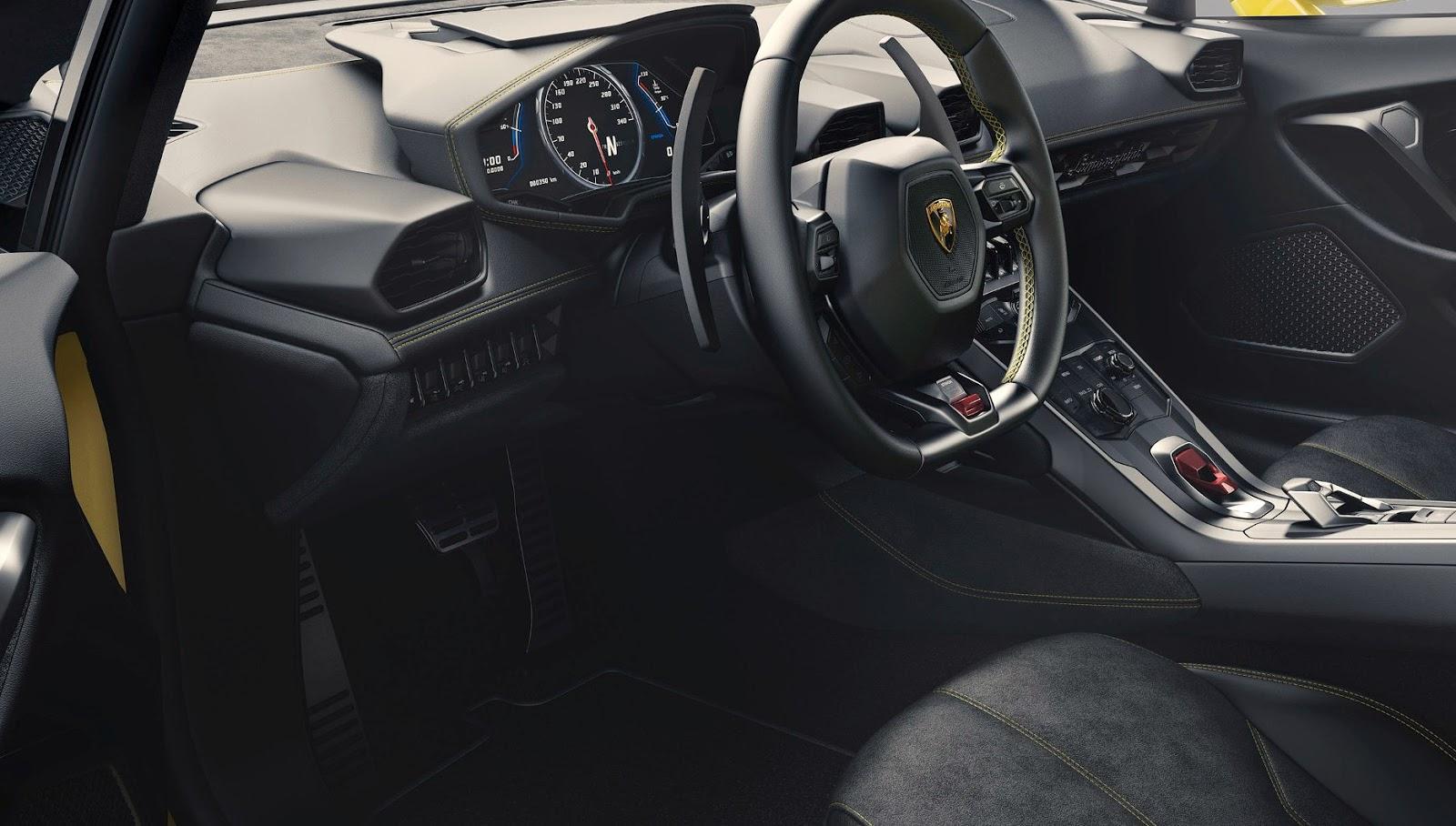 Mobil Sport Lamborghini Huracan LP 610 4