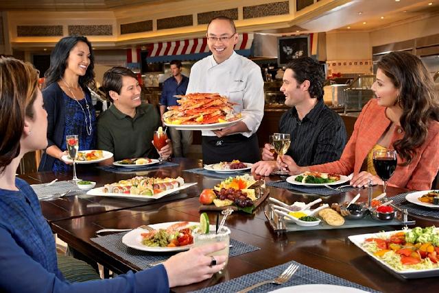 10 restaurantes para famílias em Las Vegas