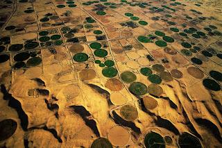 Kebun Hijau di tengah gurun, Lembah Wadi Rum, benarkah kiamat sudah dekat?