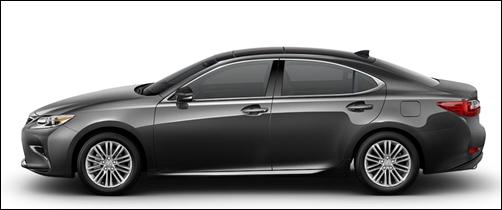 2017 Lexus ES Price Specs and Review