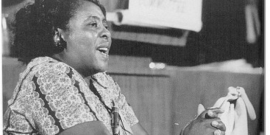The life of fannie lou hamer and his fight against racism