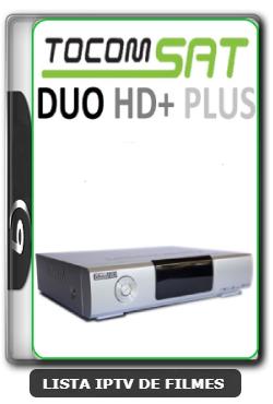 Tocomsat Duo HD + Nova Atualização Satélite SKS KEYS 61w ON V02.057 - 08-04-2020