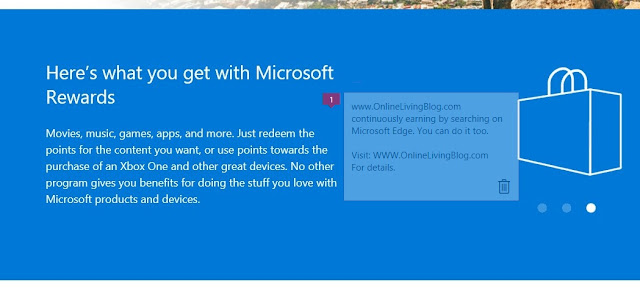 Earn Free Bing Rewards - Get more rewards points with Microsoft Edge