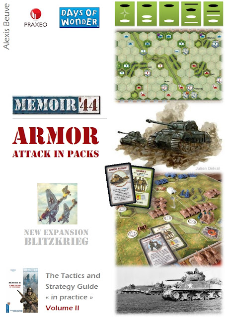 [e-book] Memoir'44 - Armor Attack in Packs (English version)
