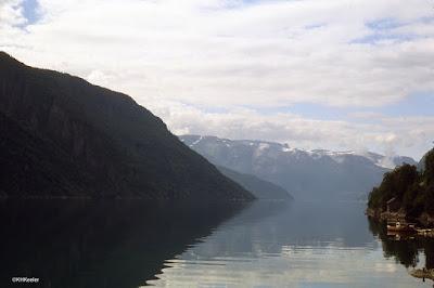 Hardrangar Fjord, Norway