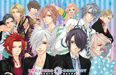 Brothers Conflict Batch Sub Indo