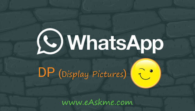 WhatsApp DP, Profile Pics |  Latest Amazing Best Free Pics Download (Updated 2020): easkme