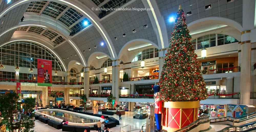 Christmas Lights Cleveland Ohio