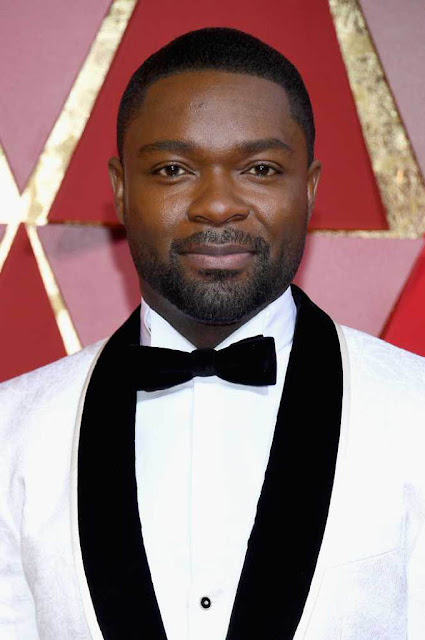 David Oyelowo at 89th Annual Academy Awards