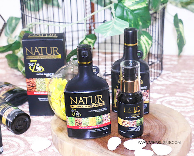 Review - Natur Hair Care