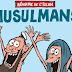 """La revista satírica 'Charlie Hebdo' afronta un """"ataque inminente"""" tras publicar una portada con musulmanes desnudos"""