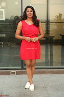 Shravya Reddy in Short Tight Red Dress Spicy Pics ~  Exclusive Pics 015.JPG