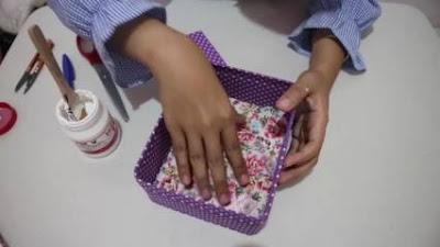 kerajinan tangan dari bahan bekas
