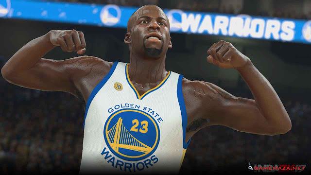 NBA 2K17 Gameplay Screenshot 6