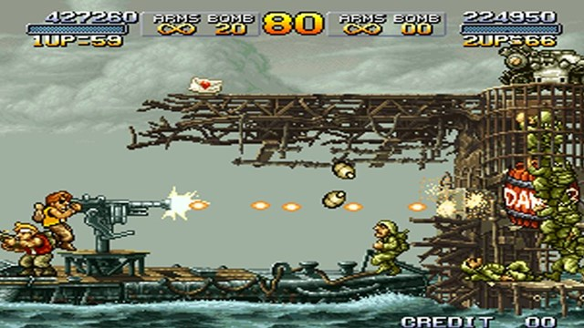 Download Game Metal Slug PC Games Gameplay